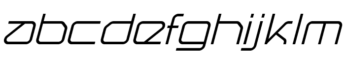 Babylonia Font LOWERCASE