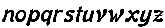 Banner Normal Font LOWERCASE