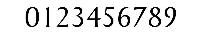 Barrett Normal Font OTHER CHARS