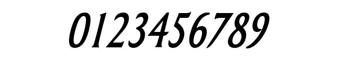 Barrett Thin Bold Italic Font OTHER CHARS
