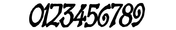 Bart Thin Heavy BoldItalic Font OTHER CHARS