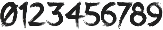 BAHRAM otf (400) Font OTHER CHARS