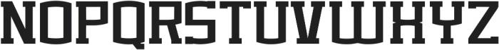 BASEBALL CHAMPS Extra-condensed Regular ttf (400) Font UPPERCASE