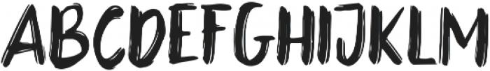 Babcock ttf (400) Font UPPERCASE