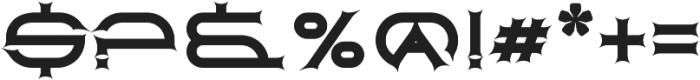 Babylon Serif otf (400) Font OTHER CHARS