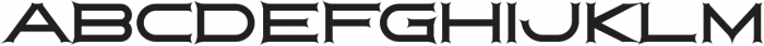 Babylon Serif otf (400) Font LOWERCASE