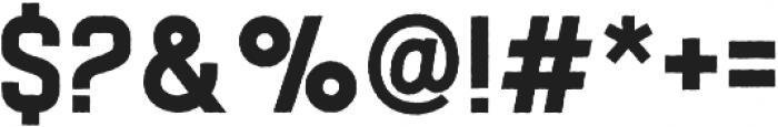 Babylonia Rough Regular otf (400) Font OTHER CHARS