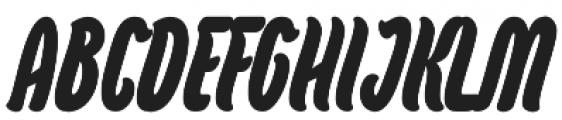 Backpack otf (400) Font UPPERCASE