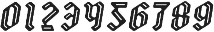 Backyard otf (400) Font OTHER CHARS
