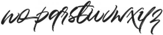 Badass Moon Alt2 otf (400) Font LOWERCASE