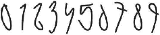 Badliver Ramsenal otf (400) Font OTHER CHARS