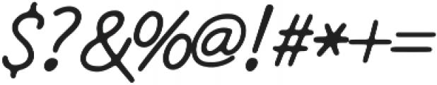 Badstar ttf (400) Font OTHER CHARS