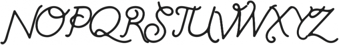 Badstar ttf (400) Font UPPERCASE