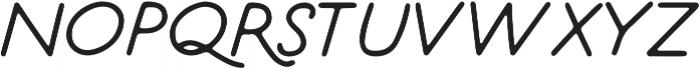 Badstar ttf (400) Font LOWERCASE