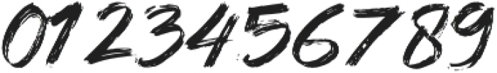 Bafora otf (400) Font OTHER CHARS