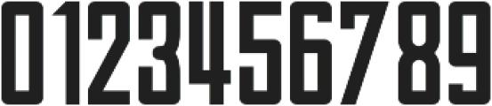 Bahn Pro Regular otf (400) Font OTHER CHARS