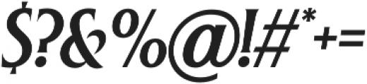 Baisteach otf (400) Font OTHER CHARS