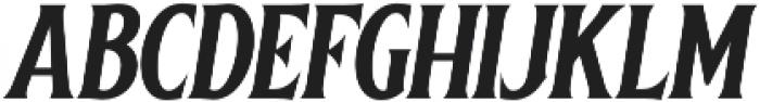 Baisteach otf (400) Font LOWERCASE