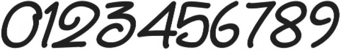 Bajama Italic otf (400) Font OTHER CHARS