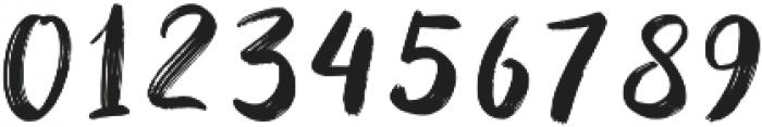 Bakehouse Regular otf (400) Font OTHER CHARS