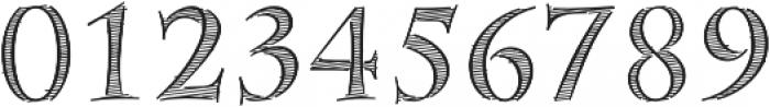 Bakersville Full otf (400) Font OTHER CHARS