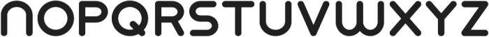Balat Bold otf (700) Font UPPERCASE