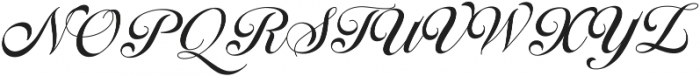 Ballegra Solid otf (400) Font UPPERCASE