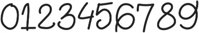 Ballpen And Chalk 08 Regular otf (400) Font OTHER CHARS