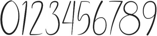 Ballroom ttf (400) Font OTHER CHARS