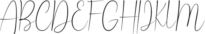 Ballroom ttf (400) Font UPPERCASE