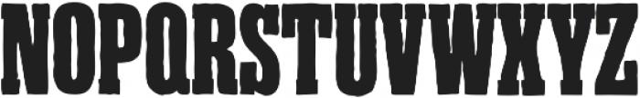 Ballymoss Heavy ttf (800) Font UPPERCASE