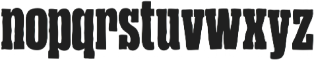 Ballymoss Heavy ttf (800) Font LOWERCASE