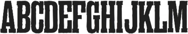 Ballymoss Medium ttf (500) Font UPPERCASE