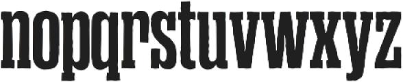 Ballymoss Medium ttf (500) Font LOWERCASE