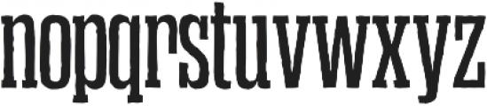 Ballymoss ttf (400) Font LOWERCASE