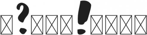 Balmonde Regular otf (400) Font OTHER CHARS