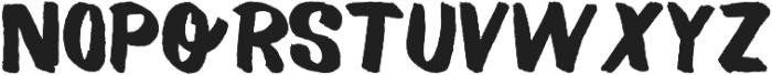 Balmy ttf (400) Font LOWERCASE