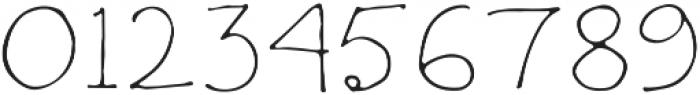 Baloo-Raw Regular otf (400) Font OTHER CHARS