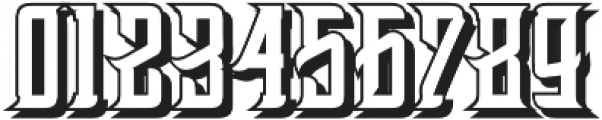 Baltsaros otf (400) Font OTHER CHARS