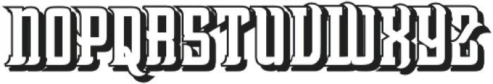 Baltsaros otf (400) Font LOWERCASE