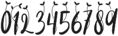 Bambi Berry ttf (400) Font OTHER CHARS