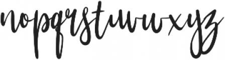 Bambi ttf (400) Font LOWERCASE