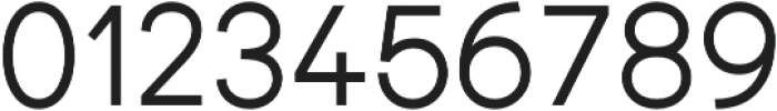 Bambino New otf (400) Font OTHER CHARS