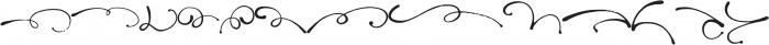 Bambusa Pro Ornaments otf (400) Font LOWERCASE