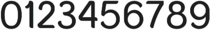 Banda Niera Regular otf (400) Font OTHER CHARS