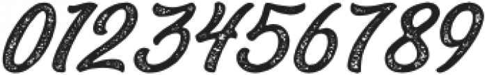 Bandira Script Rough otf (400) Font OTHER CHARS