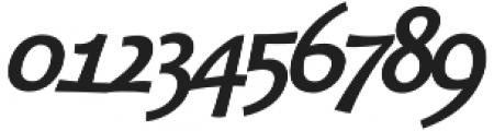 Bangbang Italic otf (400) Font OTHER CHARS