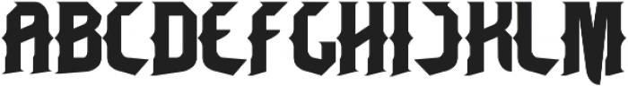 Bangkawarah otf (400) Font LOWERCASE