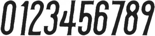 Barberino Rough Italic otf (400) Font OTHER CHARS