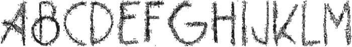 Barkley otf (400) Font UPPERCASE